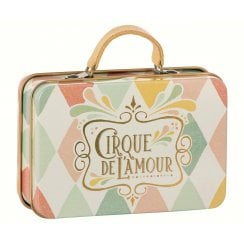 Maileg Metal Suitcase - Harlequin