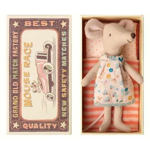 Maileg Mouse in a Box - Big Sister