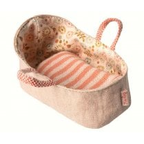 Maileg MY Carry Cot - Rose