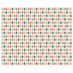 Maileg Roll of Giftwrap - Harlequin/Harmony