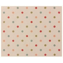 Maileg Roll of Giftwrap - Multi Dots