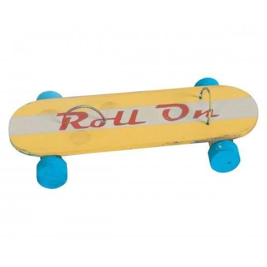 Maileg Skateboard - Yellow