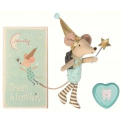 Maileg Tooth Fairy Mouse - Boy