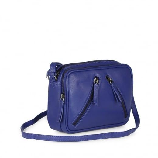Markberg Alida Crossbody Bag - Electric Blue