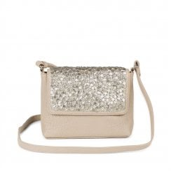 Markberg Haley Crossbody Bag - Nude