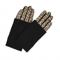 Markberg Helly Glove - Leopard Print