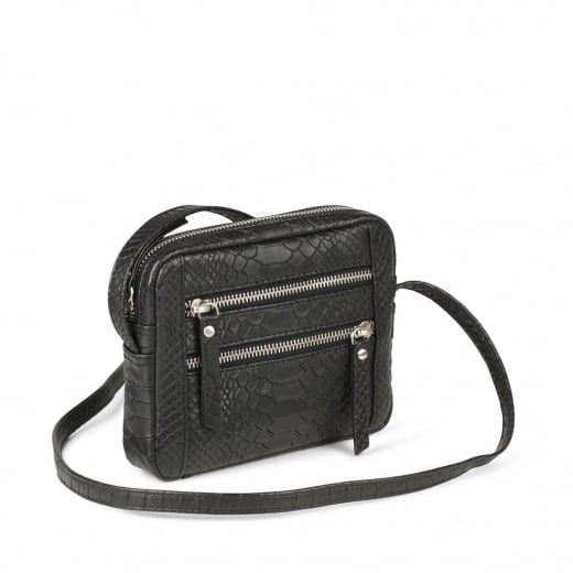 Markberg Kayser Crossbody Bag - Black