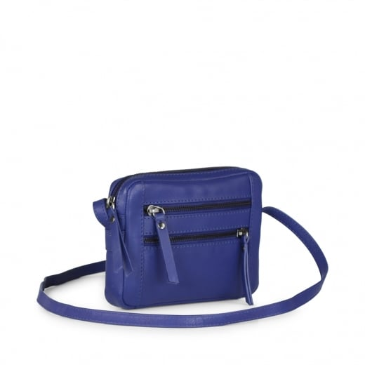 Markberg Kayser Crossbody Bag - Electric Blue