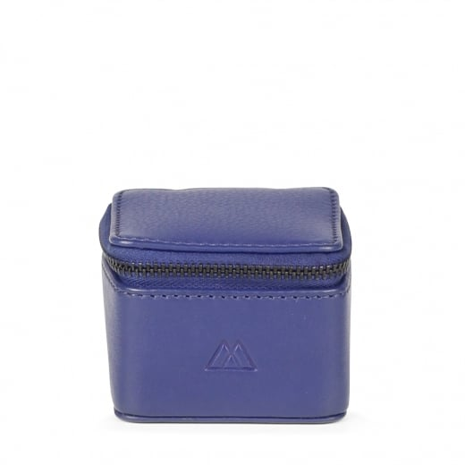 Markberg Nerina Small Jewellery Box - Electric Blue