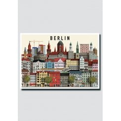 Martin Schwartz Berlin 11 City Card A5