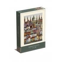 Martin Schwartz Jigsaw Puzzle - Copenhagen