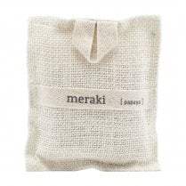 Meraki Bath Mitt - Papaya