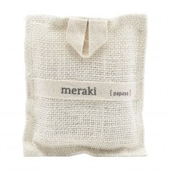 Meraki Bath Mitt - Papaya