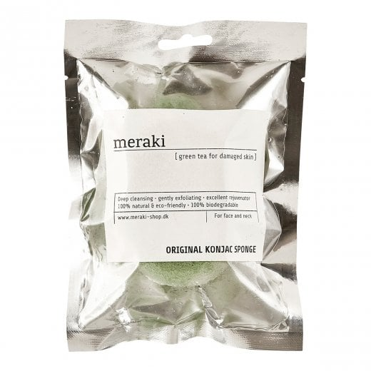Meraki Konjac Sponge - Sun Damaged and Aging Skin