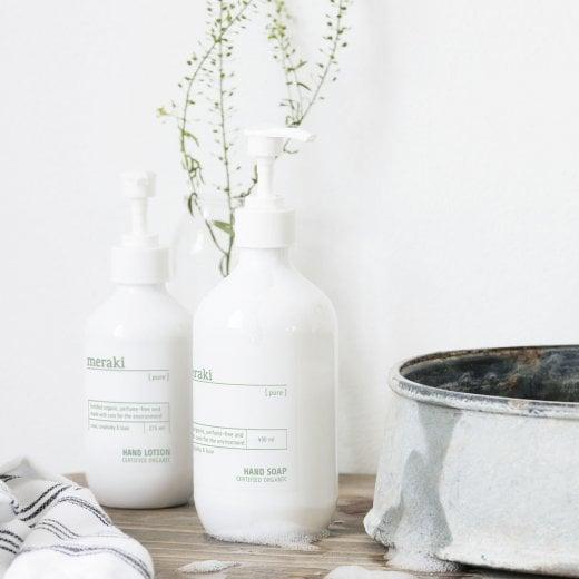 Meraki Organic Hand Soap - Pure