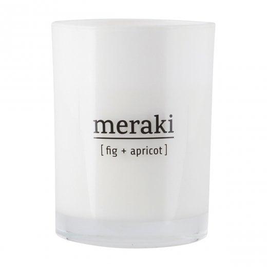 Meraki Scented Candle - Fig & Apricot