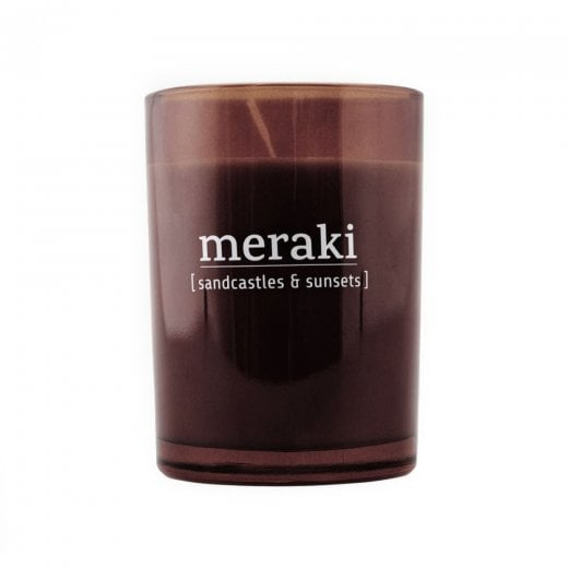 Meraki Scented Candle - Sandcastles & Sunsets