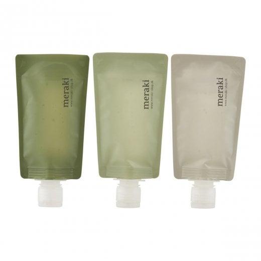 Meraki Travelling Kit - 3 Bottles