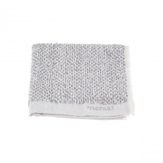Meraki Washcloth - Grey/White