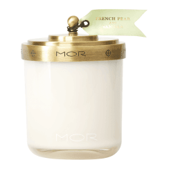 Mor French Pear and Vanilla Scent Candle