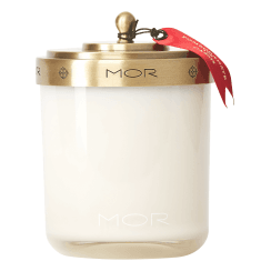 Mor Pomegranate and Cassis Scented Candle