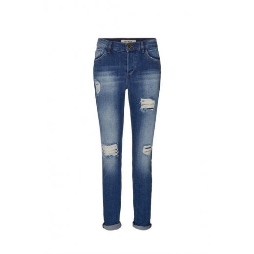 Mos Mosh Ava Japan Feather Jeans