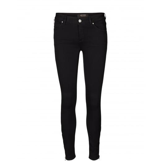 Mos Mosh Black Skinny Jeans