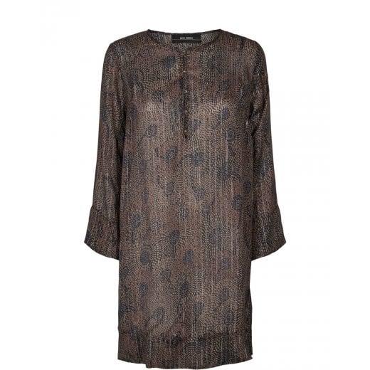 Mos Mosh Brisa Peacock Dress