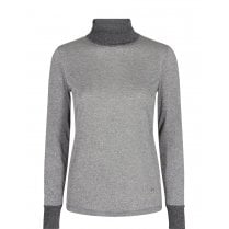 Mos Mosh Casio Roll-Neck Tee