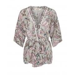 Mos Mosh Ellis Vita Wrap Kimono