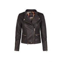Mos Mosh Leather Jacket