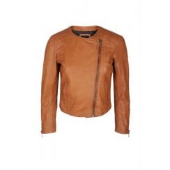Mos Mosh Meera Leather Jacket