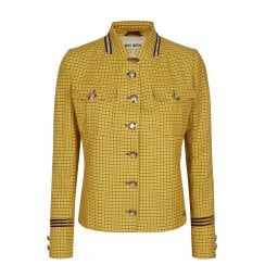 Mos Mosh Selby Check Jacket