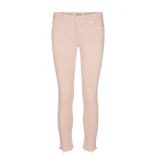 Mos Mosh Skinny Jeans - Light Rose