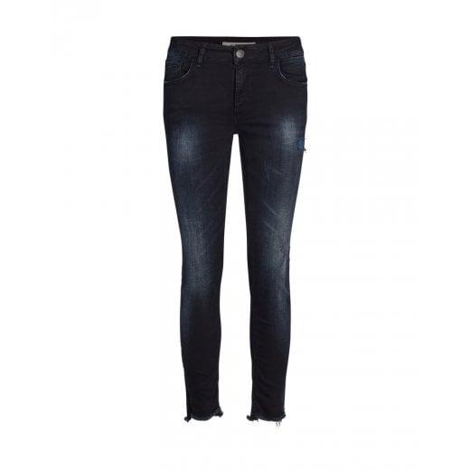 Mos Mosh Sumner Slit Step Jeans