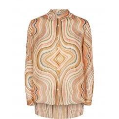 Mos Mosh Taylor Swirl Shirt