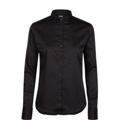Mos Mosh Tilda Shirt - Black