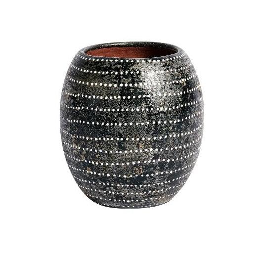 Muubs Vase Ocean - Black