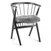 Natures Collection Tibetan Sheepskin Seat Pad - Grey