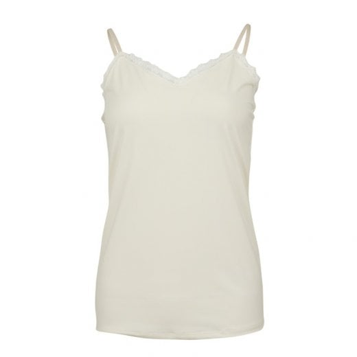 Neo Noir Bera Top - Off White