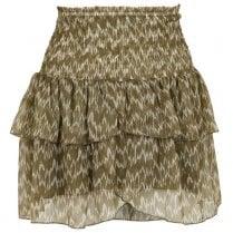 Neo Noir Carin Print Skirt