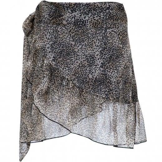 Neo Noir Chrissy Printed Skirt