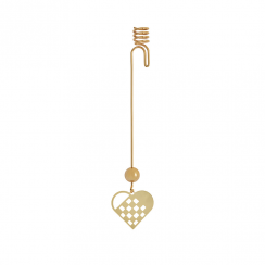 Nordahl Andersen Candleholder with a Heart