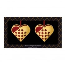 Nordahl Andersen Christmas Heart gift box small