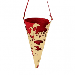 Nordahl Andersen Cone with Ole-Luk-Oie
