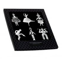 Nordahl Andersen Gift box of 6 pendants