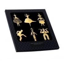 Nordahl Andersen Pendant gift box 6 pieces