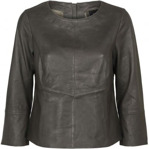 Onstage Leather Top with Fine Joints - Urban