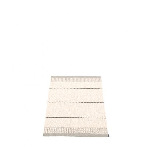 Pappelina Belle Rug - Warm Grey
