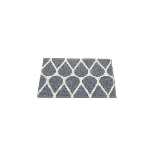 Pappelina Drop Style Mat/Rug - Granit/Grey